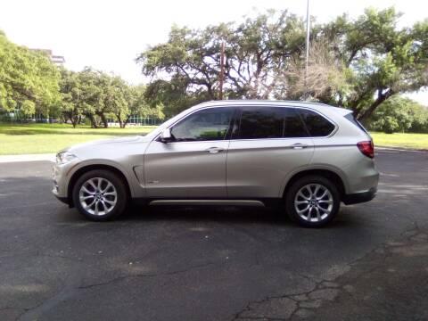 2015 BMW X5 for sale at 57 Auto Sales in San Antonio TX