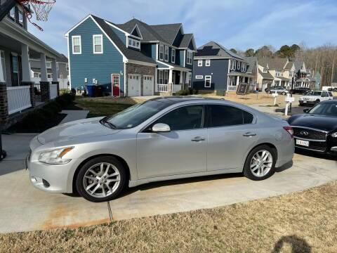 2010 Nissan Maxima for sale at East Coast Auto Brokers in Chesapeake VA