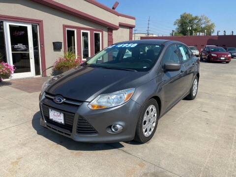 2012 Ford Focus for sale at Sexton's Car Collection Inc in Idaho Falls ID