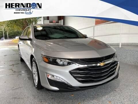 2019 Chevrolet Malibu for sale at Herndon Chevrolet in Lexington SC