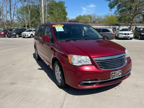 2012 Chrysler Town and Country for sale at Zacatecas Motors Corp in Des Moines IA