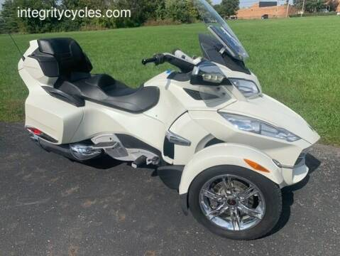 2011 Can-Am Spyder® RT Limited SE5 for sale at INTEGRITY CYCLES LLC in Columbus OH