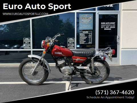 1970 Yamaha 175 for sale at Euro Auto Sport in Chantilly VA