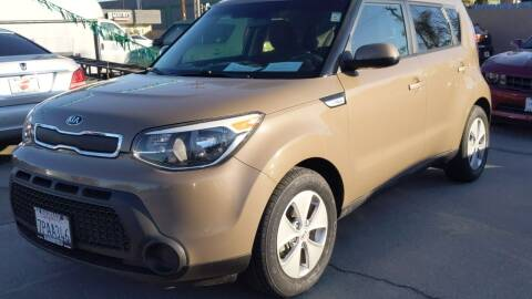 2015 Kia Soul for sale at Approved Autos in Bakersfield CA