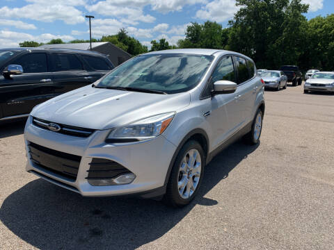 2013 Ford Escape for sale at Blake Hollenbeck Auto Sales in Greenville MI