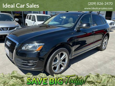 2009 Audi Q5 for sale at Ideal Car Sales in Los Banos CA