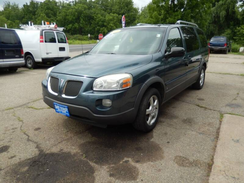 2006 Pontiac Montana SV6 for sale at East Coast Auto Trader in Wantage NJ