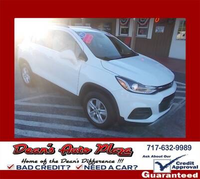 2017 Chevrolet Trax for sale at Dean's Auto Plaza in Hanover PA