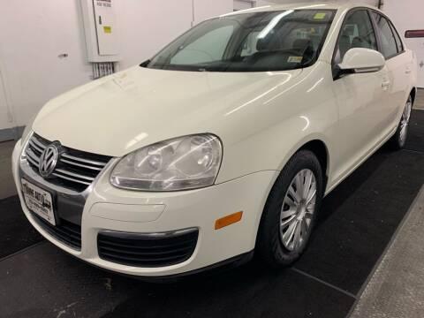 2008 Volkswagen Jetta for sale at TOWNE AUTO BROKERS in Virginia Beach VA