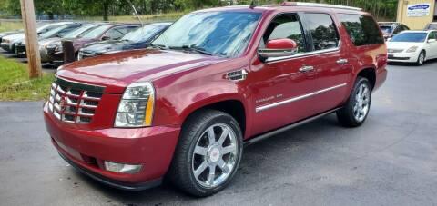 2011 Cadillac Escalade ESV for sale at GA Auto IMPORTS  LLC in Buford GA