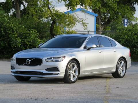 2017 Volvo S90 for sale at DK Auto Sales in Hollywood FL