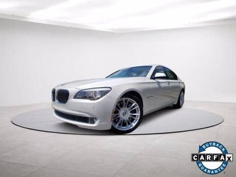2011 BMW 7 Series for sale at Carma Auto Group in Duluth GA