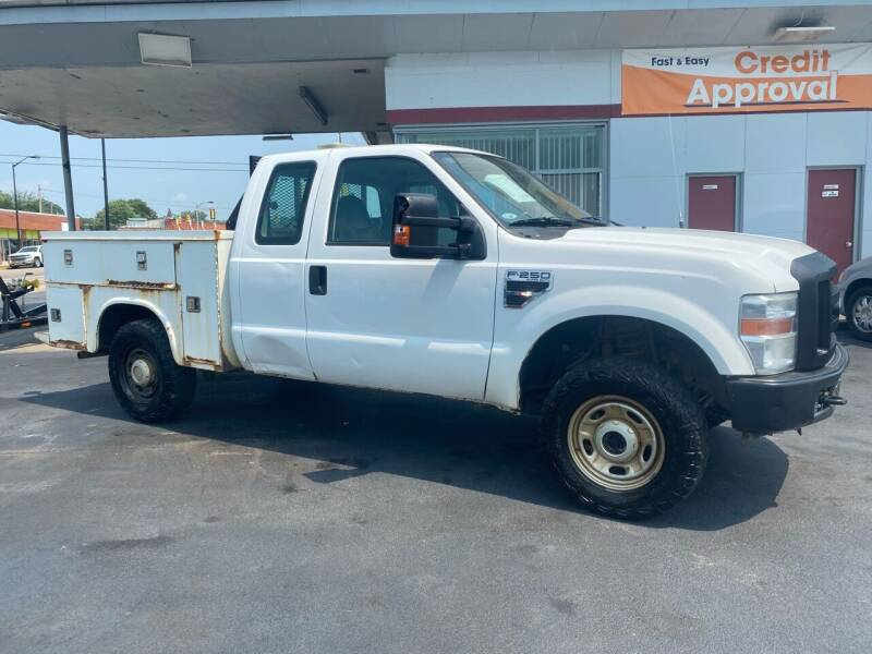 2010 Ford F-250 Super Duty for sale at All American Autos in Kingsport TN
