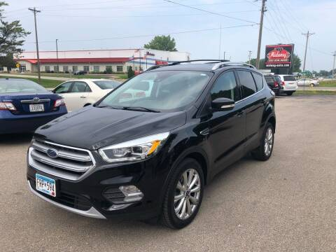 2017 Ford Escape for sale at Midway Auto Sales in Rochester MN