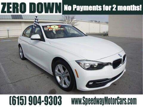 2016 BMW 3 Series for sale at Speedway Motors in Murfreesboro TN