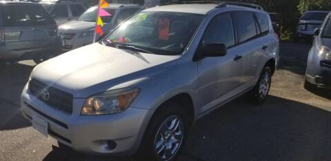 2007 Toyota RAV4 for sale at Howe's Auto Sales in Lowell MA