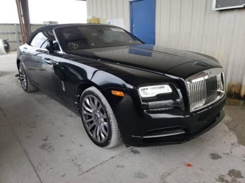 2019 Rolls-Royce Dawn for sale at AE Of Miami in Miami FL