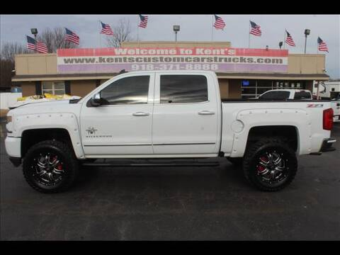 2016 Chevrolet Silverado 1500 for sale at Kents Custom Cars and Trucks in Collinsville OK