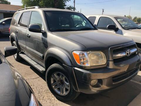 2006 Toyota Sequoia for sale at Valley Auto Center in Phoenix AZ