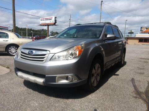2011 Subaru Outback for sale at Best Buy Autos in Mobile AL