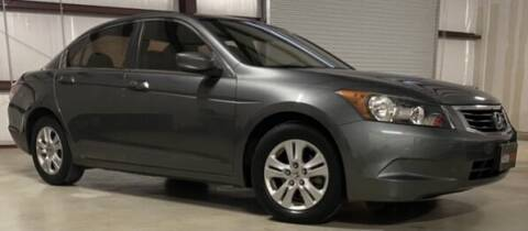 2009 Honda Accord for sale at eAuto USA in New Braunfels TX