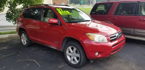 2007 Toyota RAV4 for sale at ABC Auto Sales and Service in New Castle DE