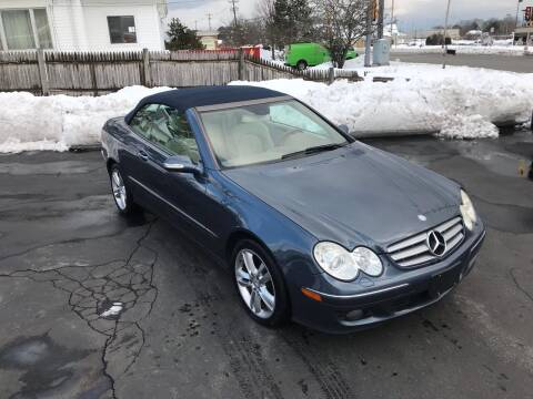 2006 Mercedes-Benz CLK for sale at Lux Car Sales in South Easton MA