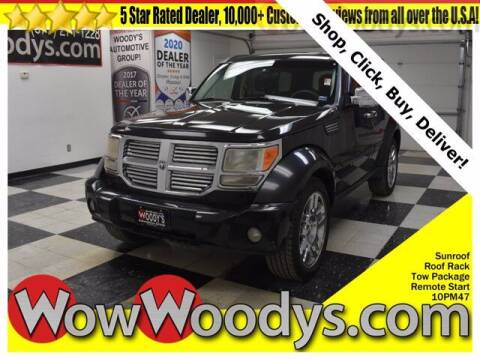 2010 Dodge Nitro for sale at WOODY'S AUTOMOTIVE GROUP in Chillicothe MO