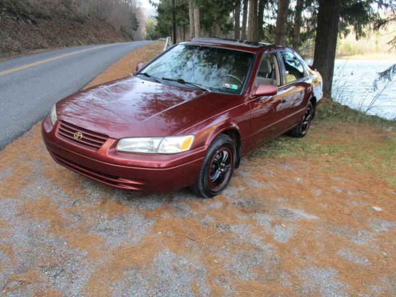 1999 Toyota Camry for sale at W.R. Barnhart Auto Sales in Altoona PA