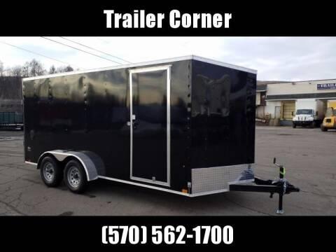 2022 Look Trailers STLC 7X16 - EXT HEIGHT - RAMP