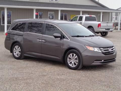 2015 Honda Odyssey for sale at Burkholder Truck Sales LLC (Edina) in Edina MO