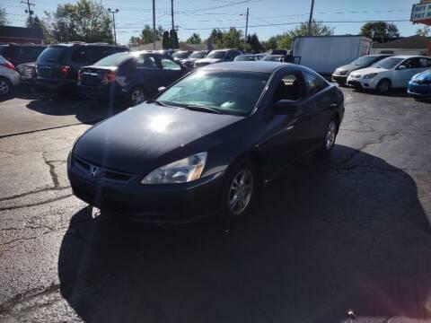 2007 Honda Accord for sale at Flag Motors in Columbus OH