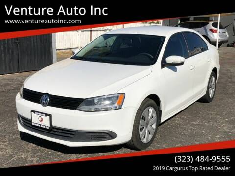 2014 Volkswagen Jetta for sale at Venture Auto Inc in South Gate CA