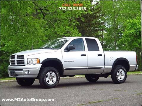 2005 Dodge Ram Pickup 1500 for sale at M2 Auto Group Llc. EAST BRUNSWICK in East Brunswick NJ