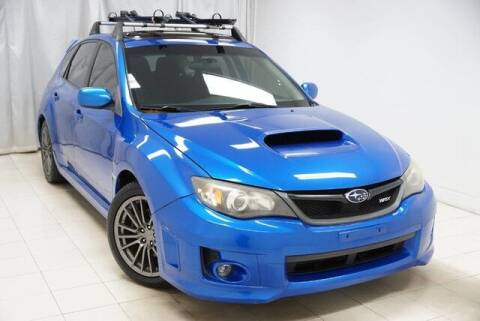 2011 Subaru Impreza for sale at EMG AUTO SALES in Avenel NJ