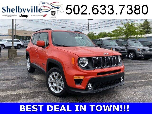 2021 Jeep Renegade for sale in Shelbyville, KY