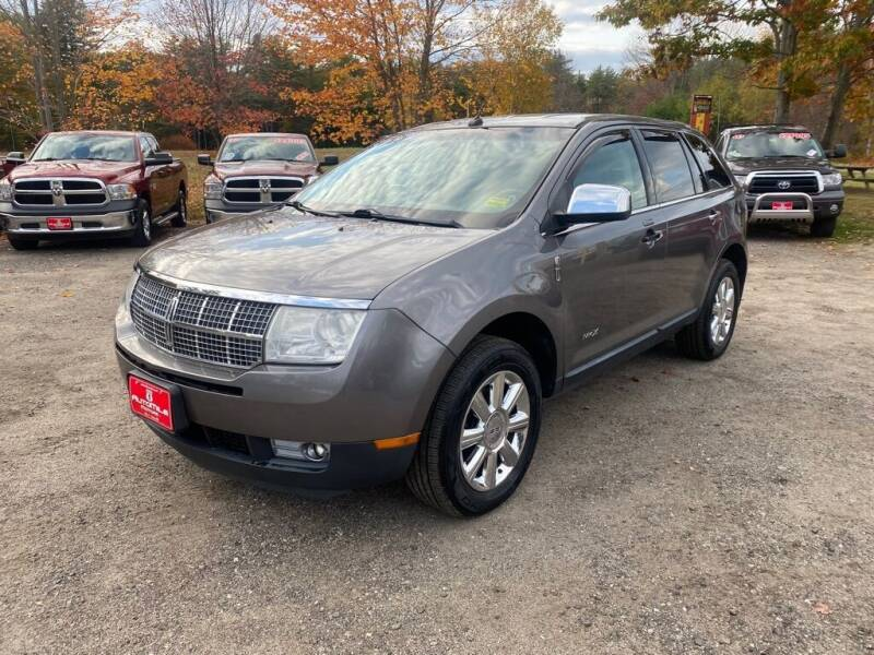 2009 Lincoln MKX for sale at AutoMile Motors in Saco ME
