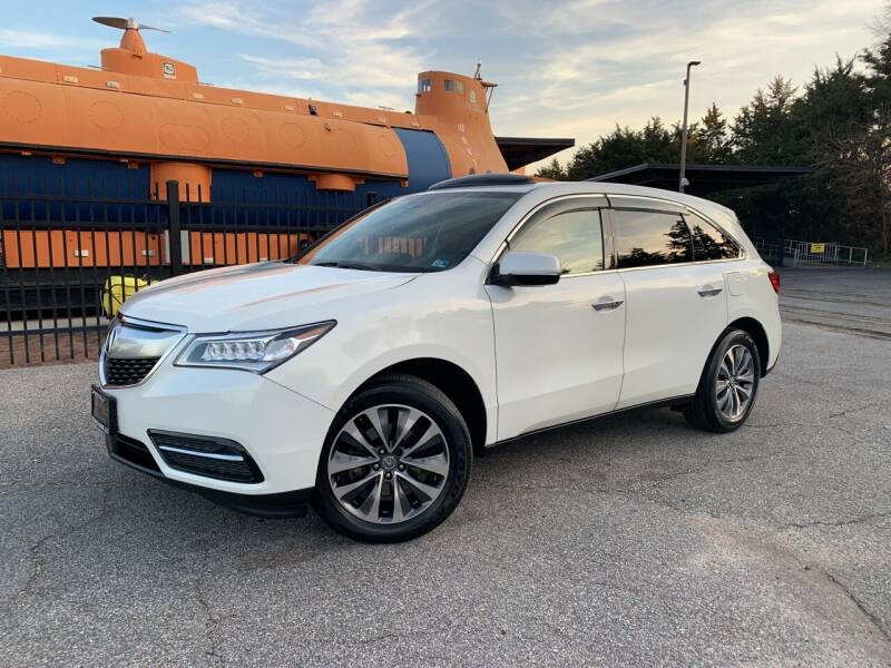 2014 Acura MDX for sale at Kevin's Kars LLC in Richmond VA