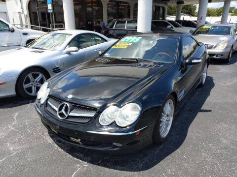 2006 Mercedes-Benz SL-Class for sale at Tony's Auto Sales in Jacksonville FL