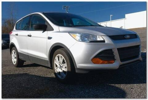 2015 Ford Escape for sale at WHITE MOTORS INC in Roanoke Rapids NC