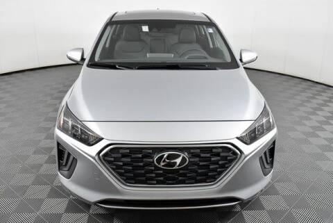 2021 Hyundai Ioniq Hybrid for sale at Southern Auto Solutions-Jim Ellis Hyundai in Marietta GA
