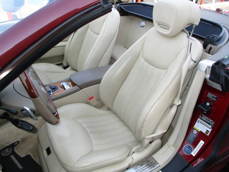 2009 Mercedes-Benz SL-Class SL 550 2dr Convertible - Levittown PA