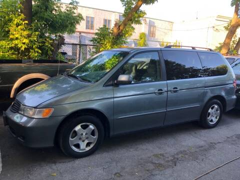 2000 Honda Odyssey for sale at Autos Under 5000 + JR Transporting in Island Park NY