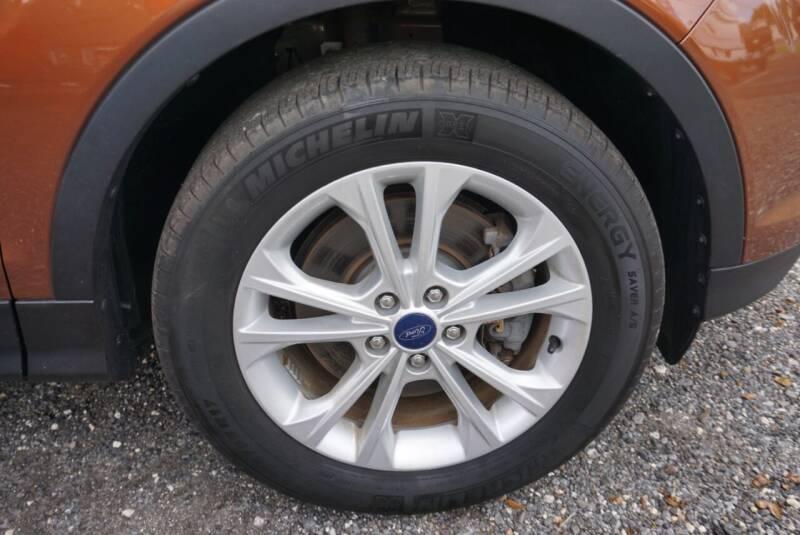 2017 Ford Escape AWD SE 4dr SUV - Middleburg FL