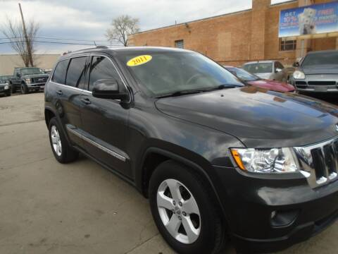 2011 Jeep Grand Cherokee for sale at Liberty Auto Show in Toledo OH