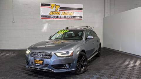 2013 Audi Allroad for sale at TT Auto Sales LLC. in Boise ID
