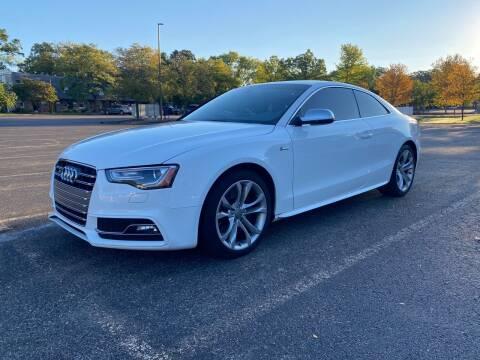 2014 Audi S5 for sale at Lofgren Motors in Wayzata MN