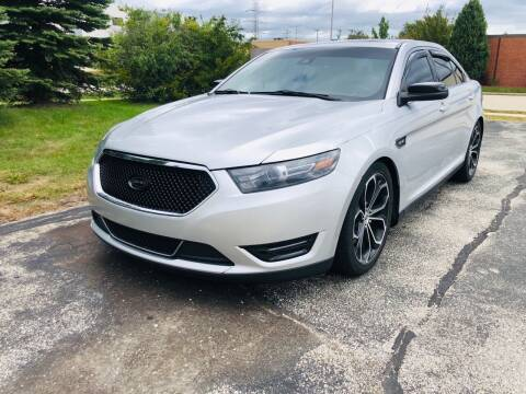 2015 Ford Taurus for sale at Scott's Automotive in West Allis WI