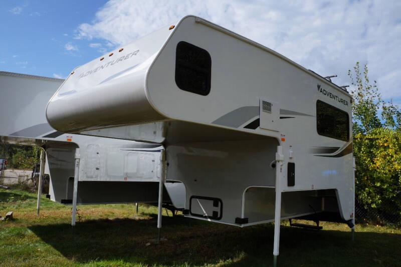 2021 Adventurer 901SB for sale at Polar RV Sales in Salem NH