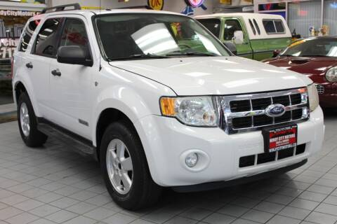 2008 Ford Escape for sale at Windy City Motors in Chicago IL